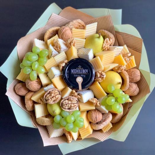 """Букет дня """"французский десерт"""""""