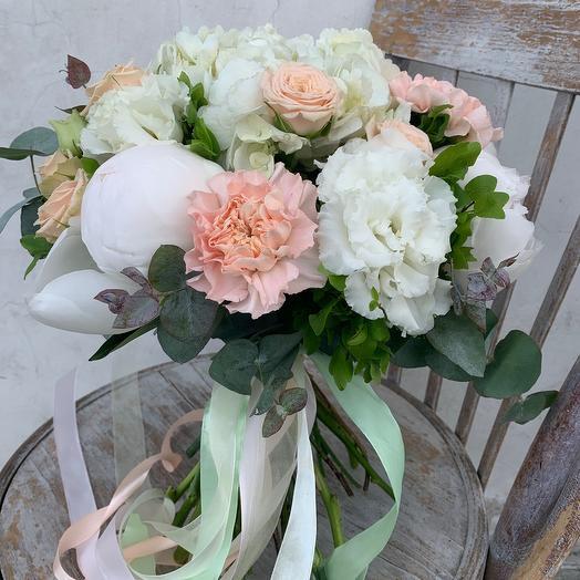 Бу05: букеты цветов на заказ Flowwow
