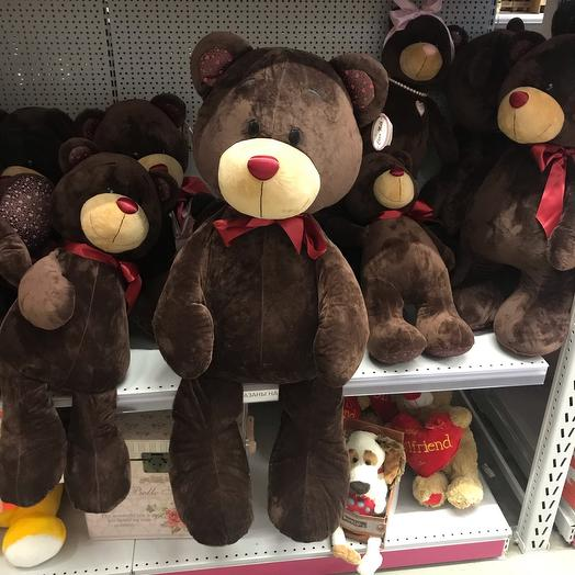 Медведь Choco 70см