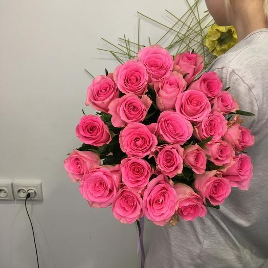 Сладкие мечты: букеты цветов на заказ Flowwow