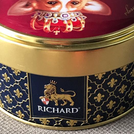 Чай цейлонский крупно листовой