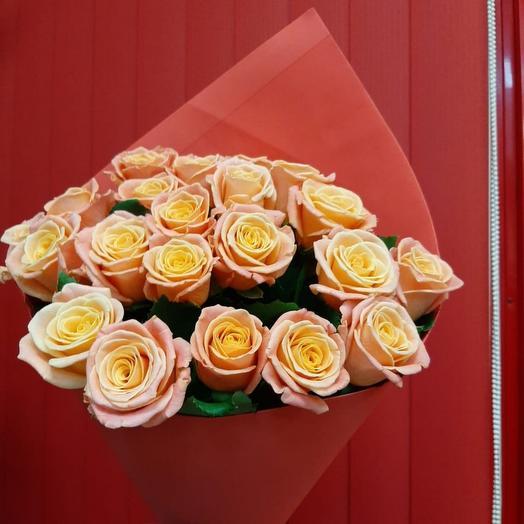 Букет роз-Мисс