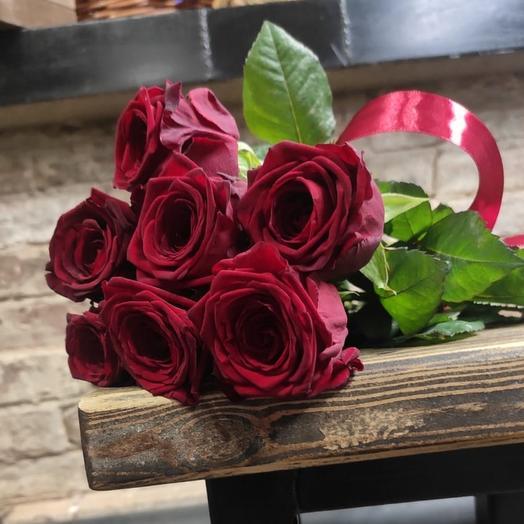 Роза Ред Наоми 7