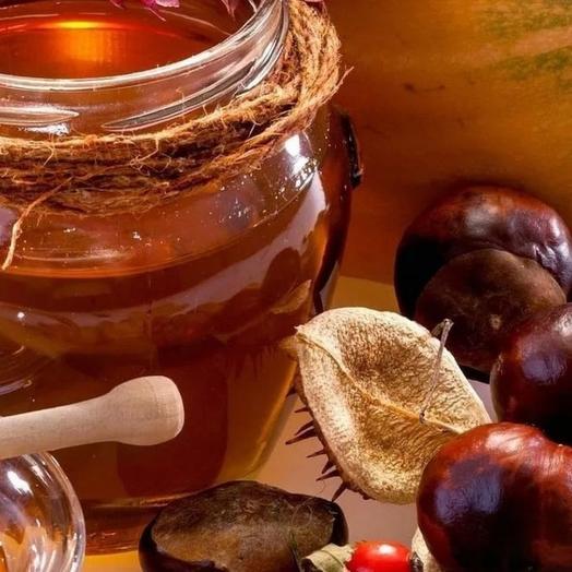 Мёд эвкалипт+каштан