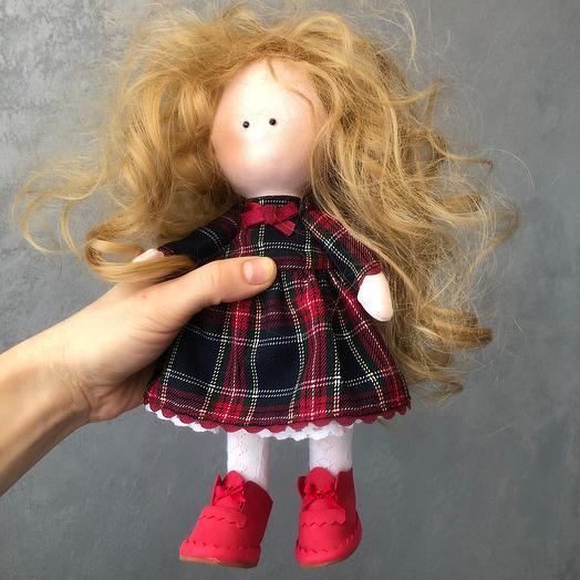 Кукла ручной работы 26 см