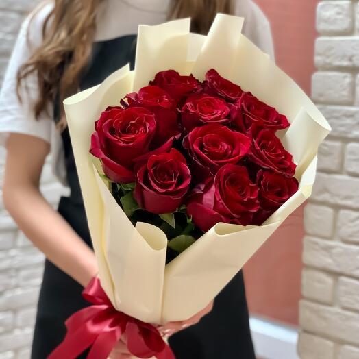 "Букет из роз ""Амур"""