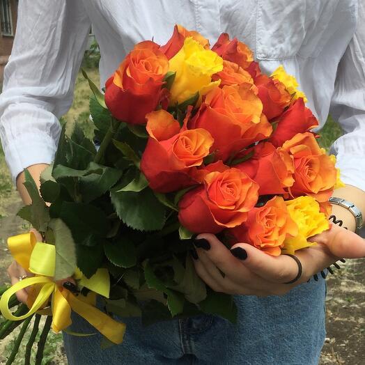 17 кенийских роз
