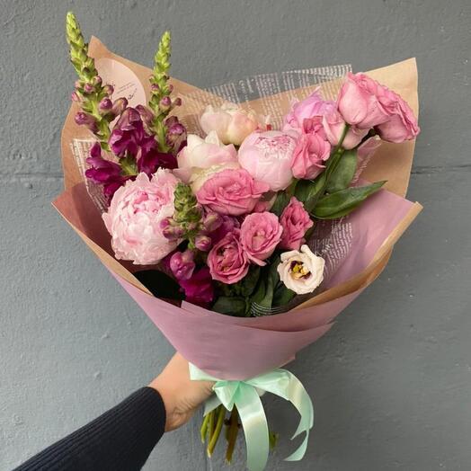 Цветочный букет номер 33