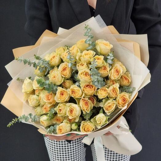 Роза кустовая Bandolero 11шт