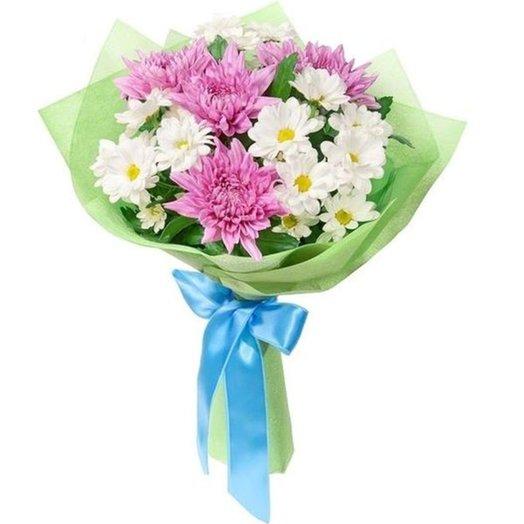 БЦ-160123 Елена: букеты цветов на заказ Flowwow