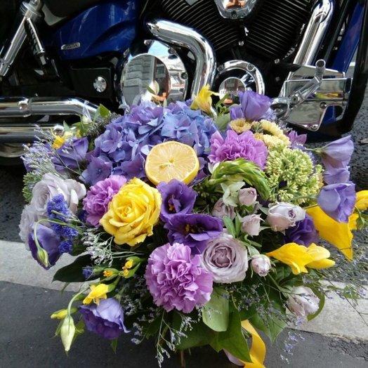 Мурена: букеты цветов на заказ Flowwow