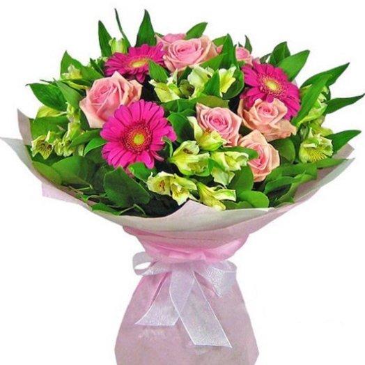 Тихая гавань: букеты цветов на заказ Flowwow