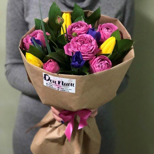 Весенние мысли: букеты цветов на заказ Flowwow