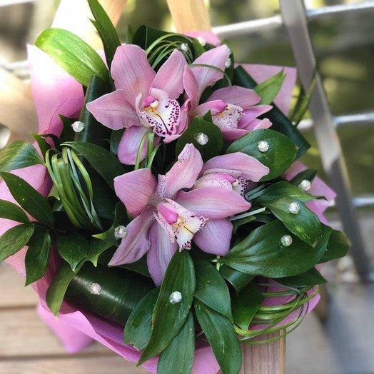 Нежность дня: букеты цветов на заказ Flowwow