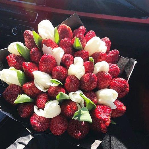 """""""Спринг"""": букеты цветов на заказ Flowwow"""