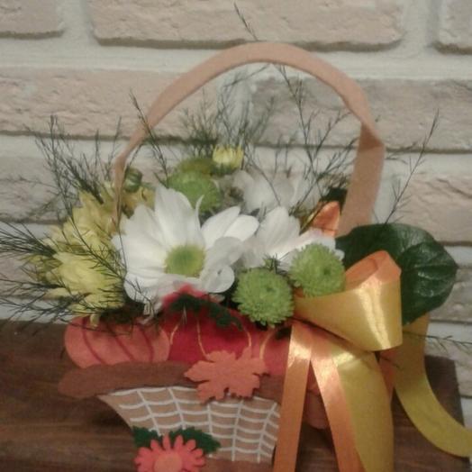 Тыковка: букеты цветов на заказ Flowwow