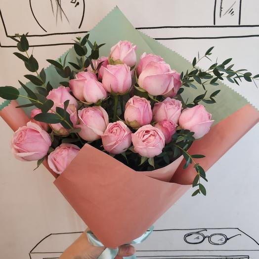 Rose quartz: букеты цветов на заказ Flowwow
