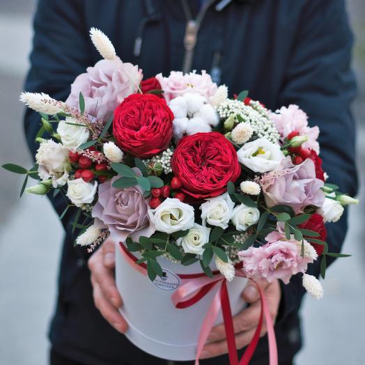 Выразительная Сабрина: букеты цветов на заказ Flowwow