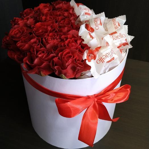 Мисс букет: букеты цветов на заказ Flowwow
