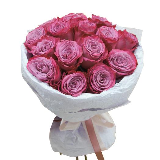 Самой красивой: букеты цветов на заказ Flowwow