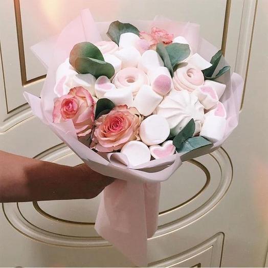 Букет «Ангел»: букеты цветов на заказ Flowwow
