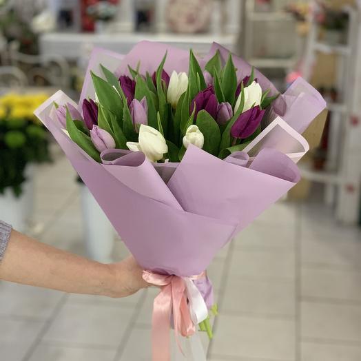 19 Tulips