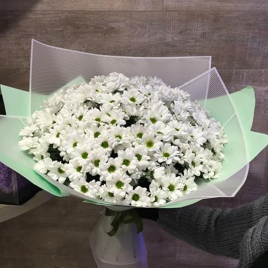 Ромашковое 🌼🌼🌼 поле: букеты цветов на заказ Flowwow