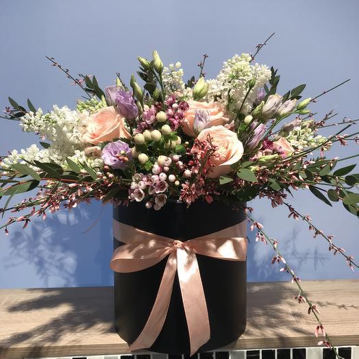 Весенний полёт: букеты цветов на заказ Flowwow