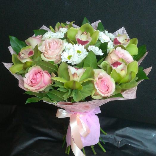 Очарование: букеты цветов на заказ Flowwow