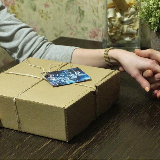 """НеСлучайные подарки """"Ты_внутри"""": букеты цветов на заказ Flowwow"""