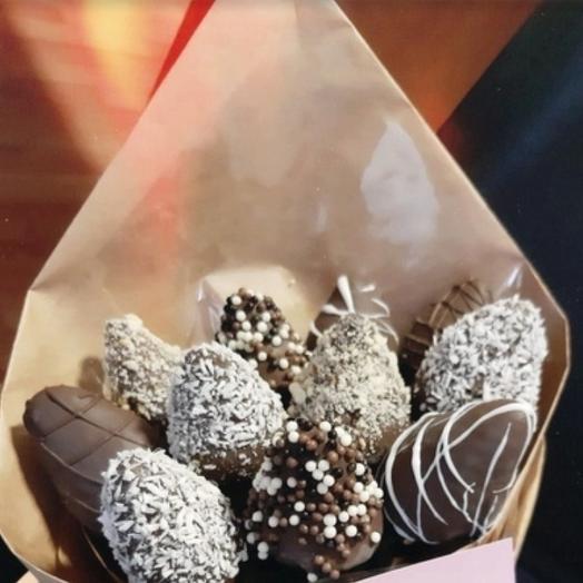 """Букет """"Жизнь в шоколаде"""": букеты цветов на заказ Flowwow"""