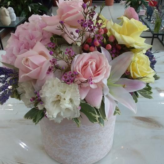 Алена: букеты цветов на заказ Flowwow