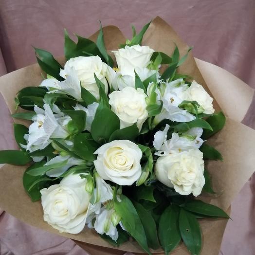 Фаворит: букеты цветов на заказ Flowwow
