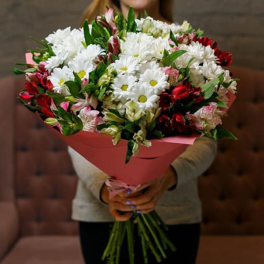 Начальнику: букеты цветов на заказ Flowwow