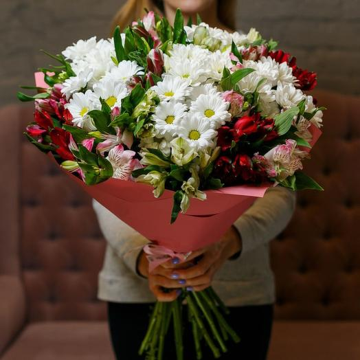 Букет «Странник»: букеты цветов на заказ Flowwow