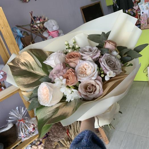 Богемный: букеты цветов на заказ Flowwow