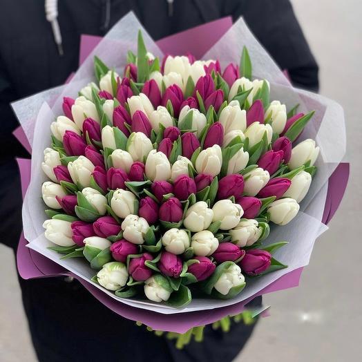 Тюльпановые неги