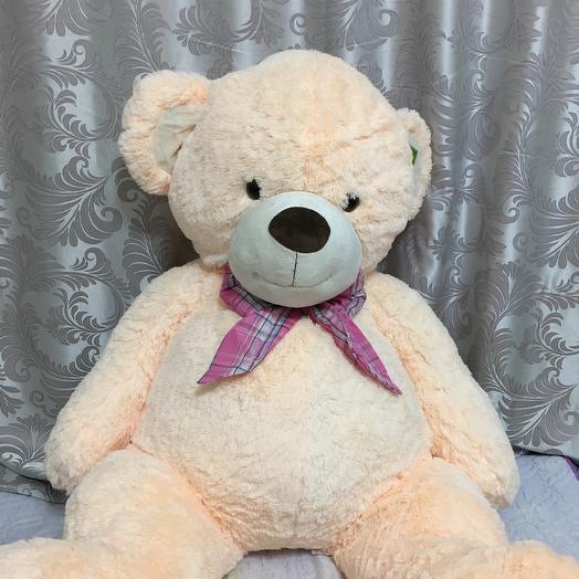 Игрушка медведь 1,35