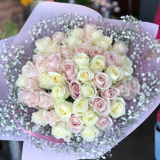 Букет Beauty: букеты цветов на заказ Flowwow