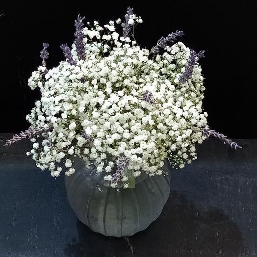 Воздушный комплимент: букеты цветов на заказ Flowwow