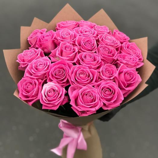 Букет из 25 шикарных Роз