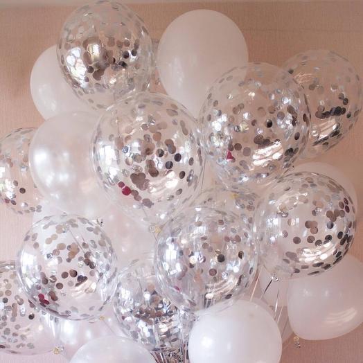 Сет из 25 шаров