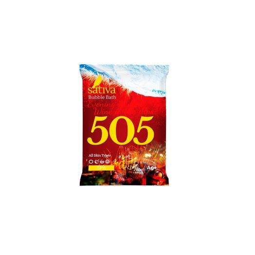 """Пена для ванны """"Вечерний глинтвейн в Альпах"""" 505, Sativa"""