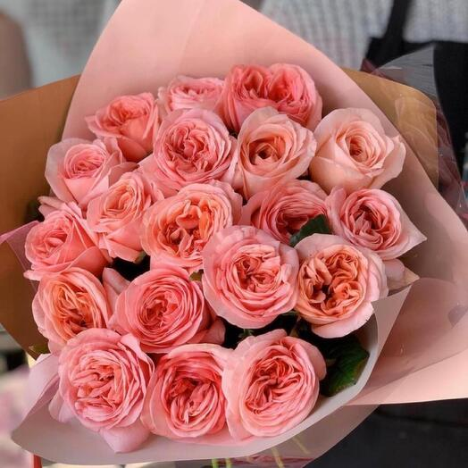 Пионовидная роза Лондой ай