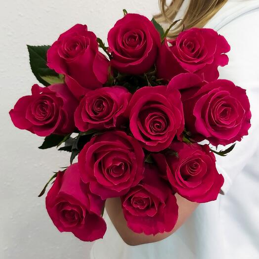 Роза (одногол.) Gocha 60 см - 11 шт