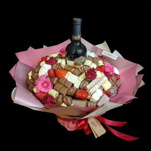 Шоколадный Букет XXL