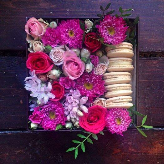 Весенние страсти коробочка