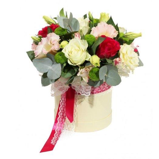 Букет № 70 Натали: букеты цветов на заказ Flowwow