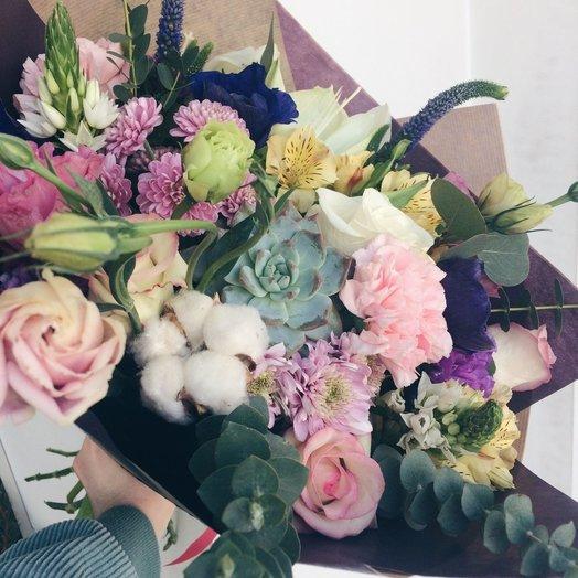 Доставка цветов на дом в астане