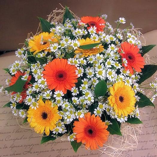 Букет 60: букеты цветов на заказ Flowwow